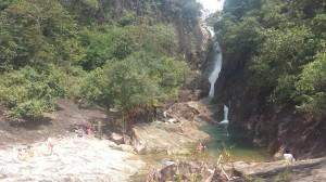 Klong Plu vesiputous. Aivan mahtava paikka.